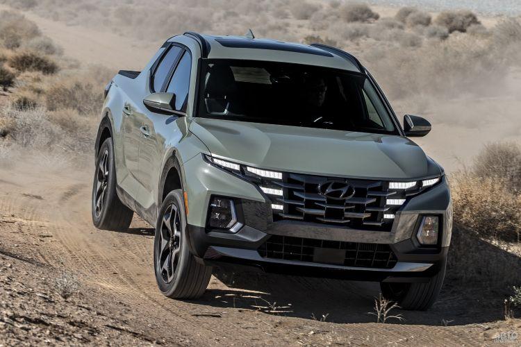 Hyundai Santa Cruz: первенец в новом сегменте