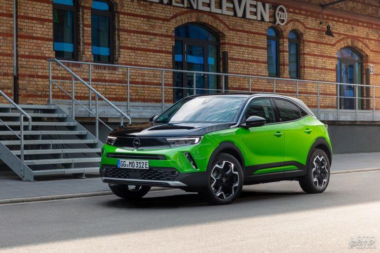 В Украину приедет новый Opel Mokka