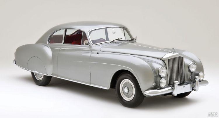 Bentley вернет в производство знаменитую модель 50-х