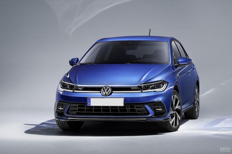 Volkswagen Polo: модернизация