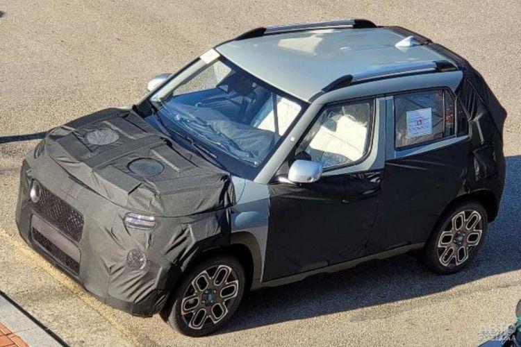 Hyundai готовит субкомпактный вседорожник