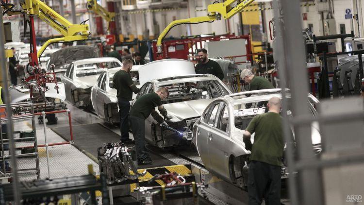 В каких странах выпускают больше всего автомобилей