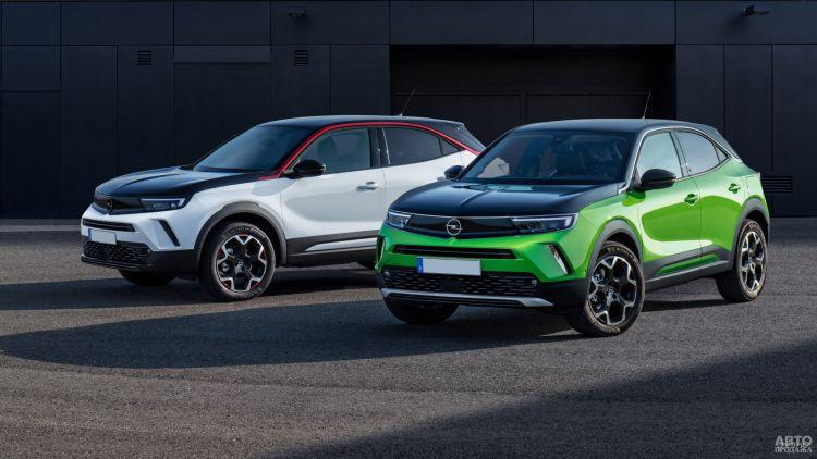 Opel Mokka: преображение