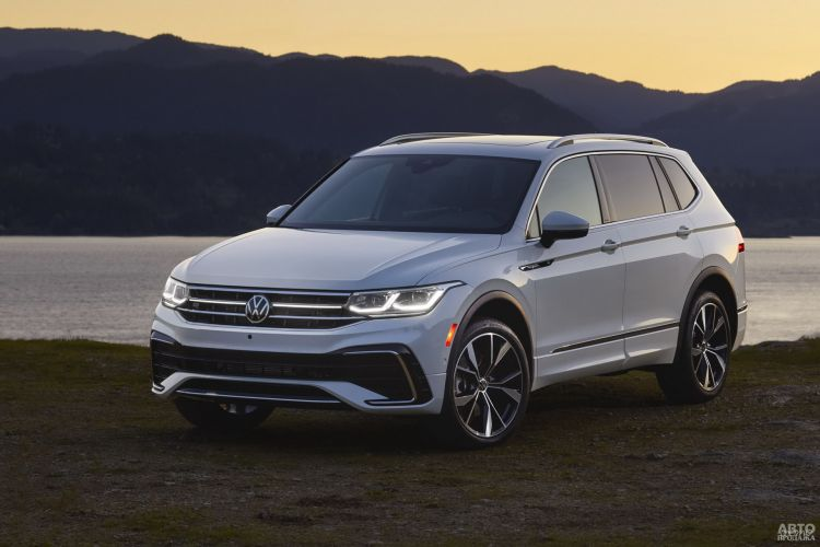 Volkswagen Tiguan Allspace: обновление