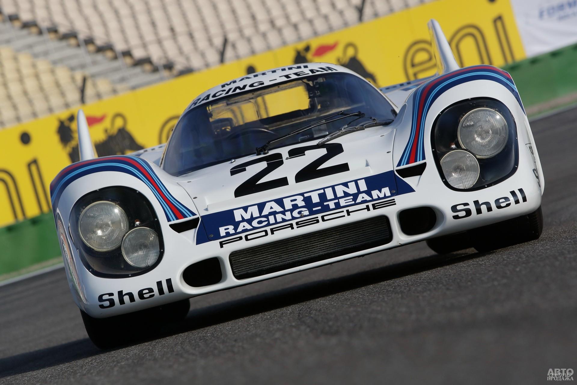 Победитель Ле-Мана 1971 года – Porsche 917K