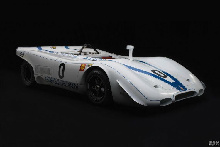 Porsche 917: гоночный шедевр