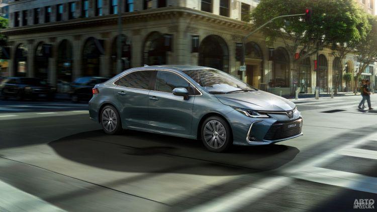 Названы самые популярные автомобили в мире за 2021 год