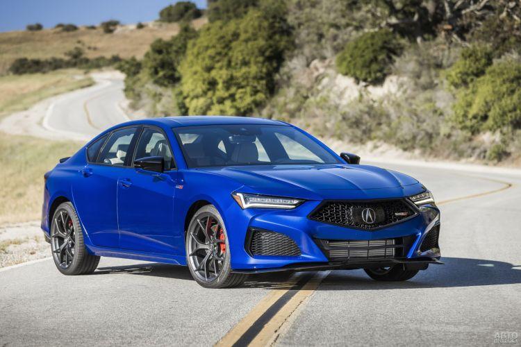 Acura TLX Type S: прибавка в мощности