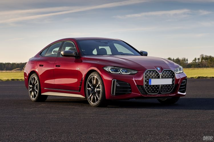 BMW 4 Series Gran Coupe: смена поколений