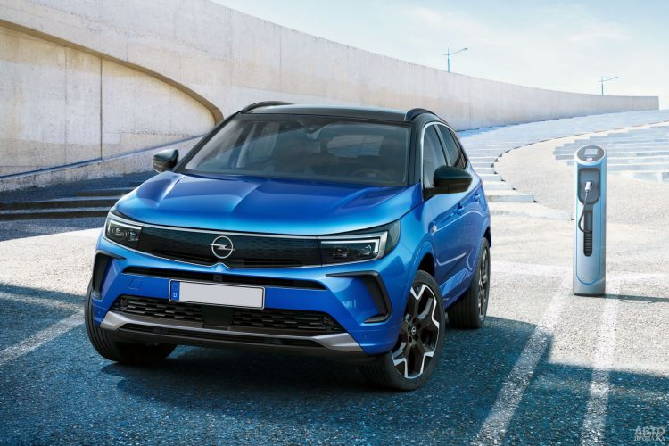 Opel Grandland: модернизация