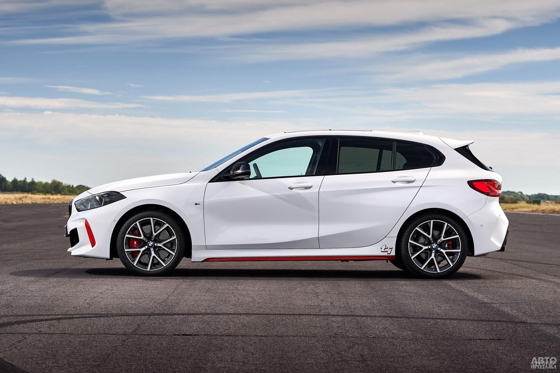 BMW самый легкий – 1365 кг