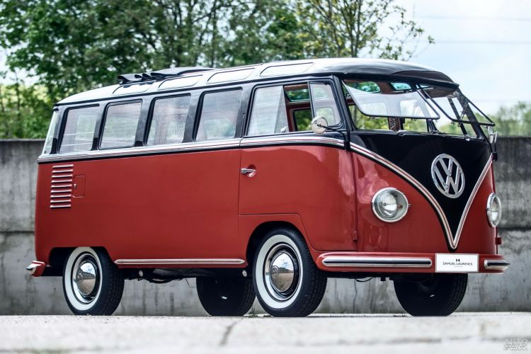 Микроавтобусы Volkswagen: от авто хиппи до мини-вэна бизнес-класса