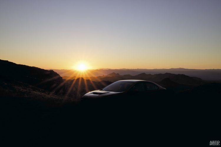 Первые изображения нового Subaru WRX
