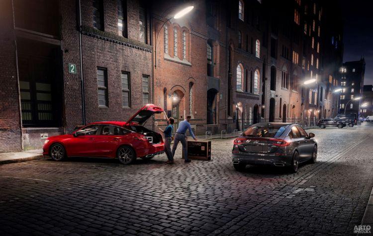 Honda Civic: расширение линейки