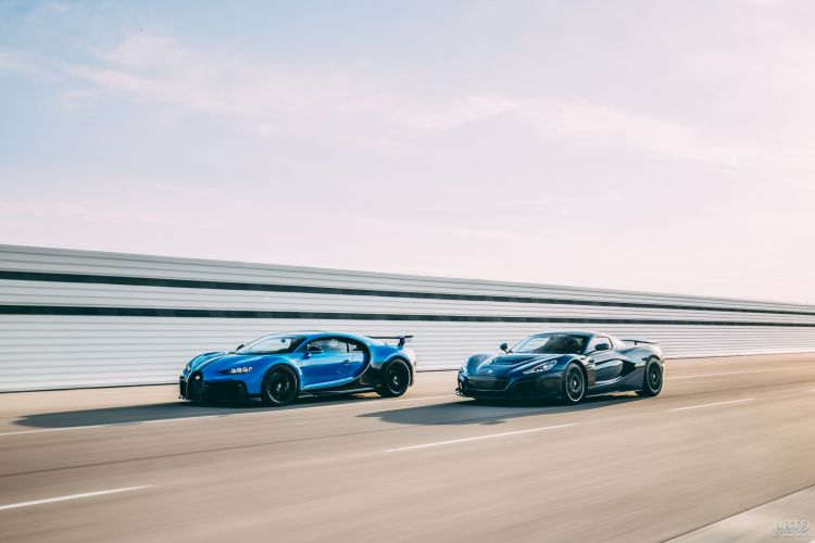 Bugatti и Rimac объединили усилия