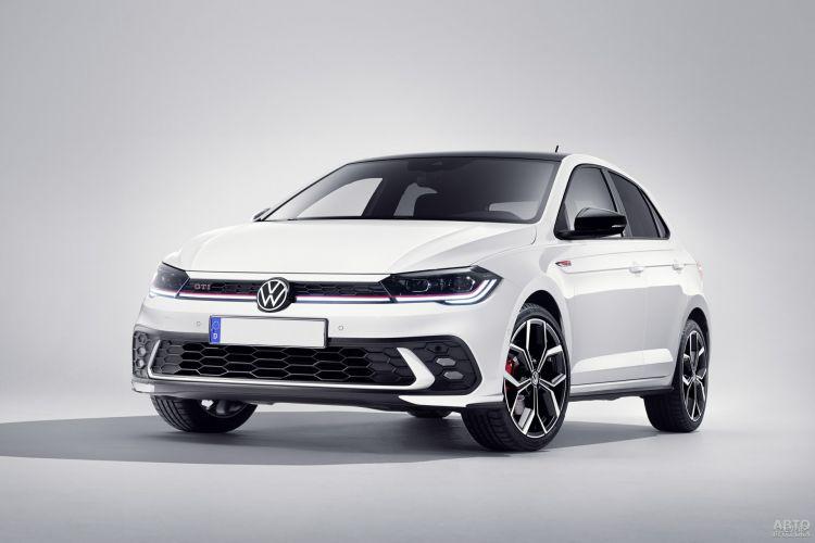 Volkswagen Polo GTI: освежение