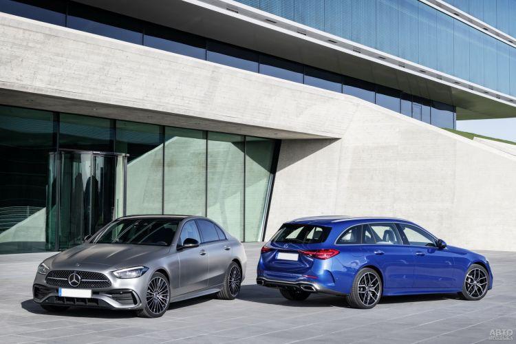 Mercedes-Benz C-Class: пятая глава