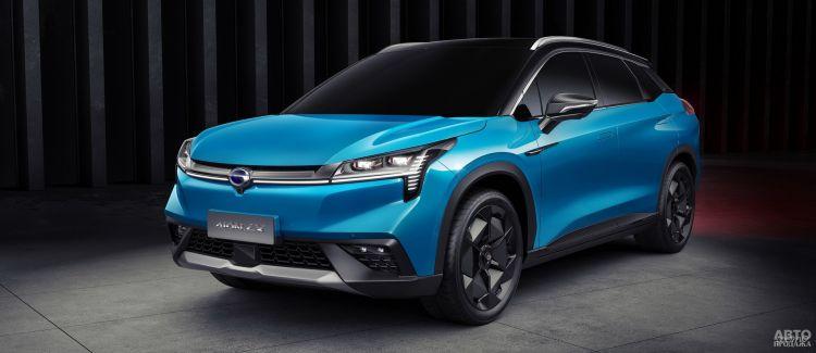 В Китае готовят электромобиль с запасом хода в 1000 км