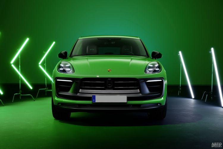 Porsche Macan: повторная модернизация