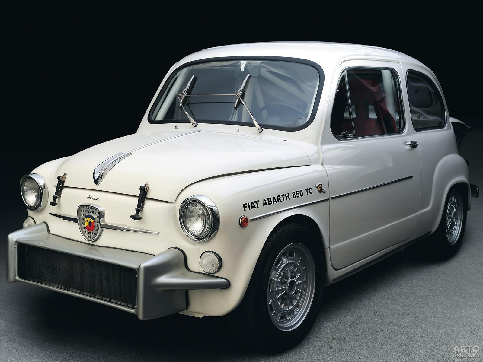 Fiat Abarth 850 TC Corsa 1962 года