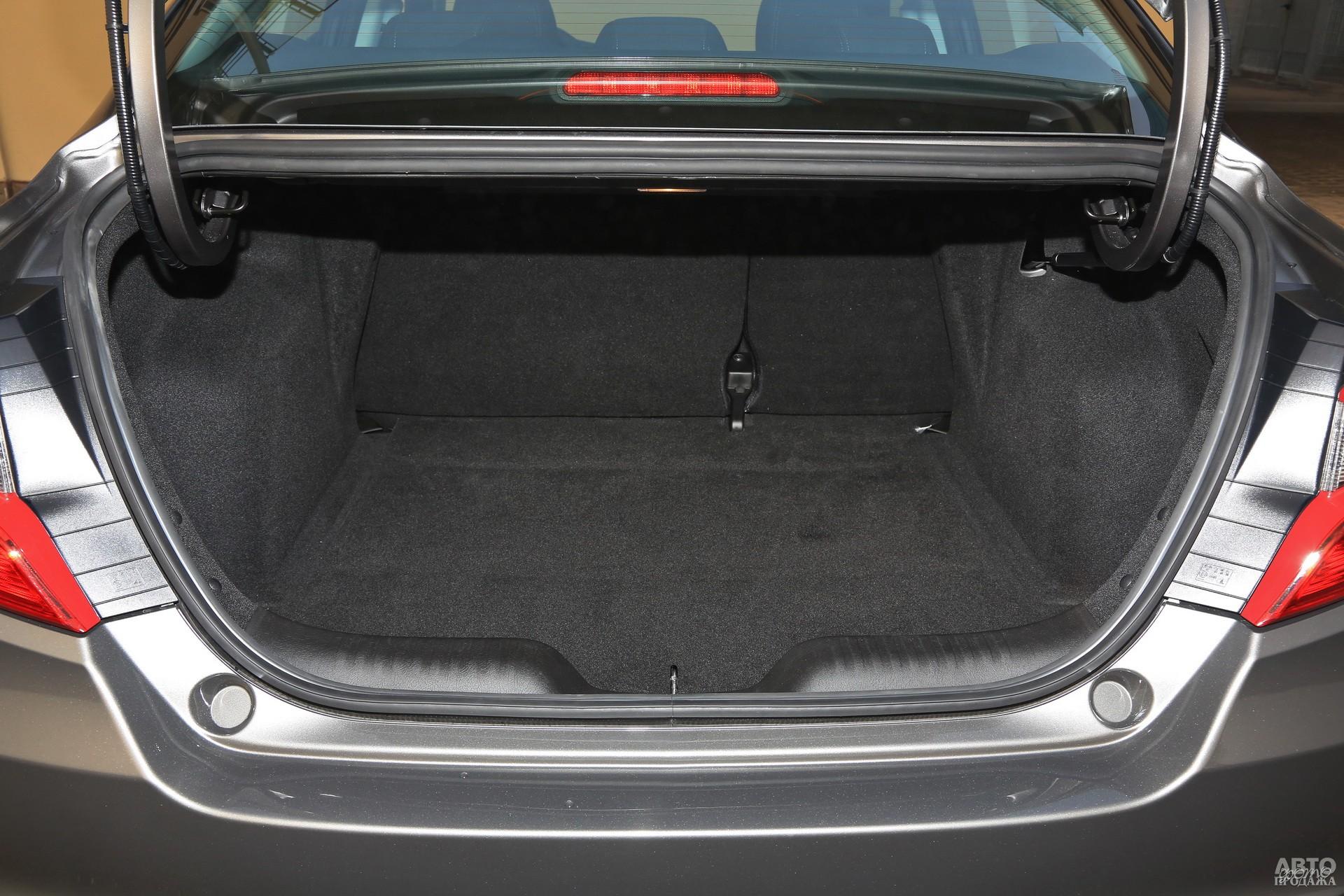 Багажник Fiаt самый большой – 520 л