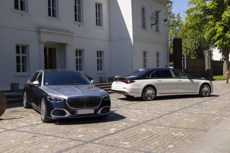 Mercedes-Maybach S680: по высшему разряду