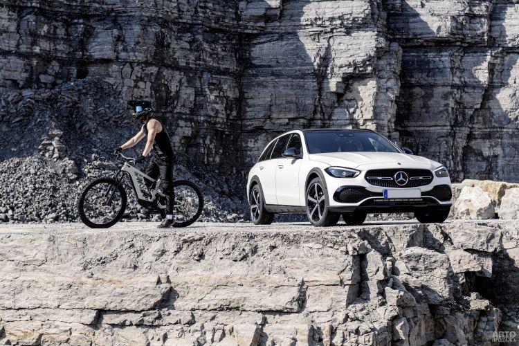 Mercedes-Benz C-Class All-Terrain:  расширение линейки