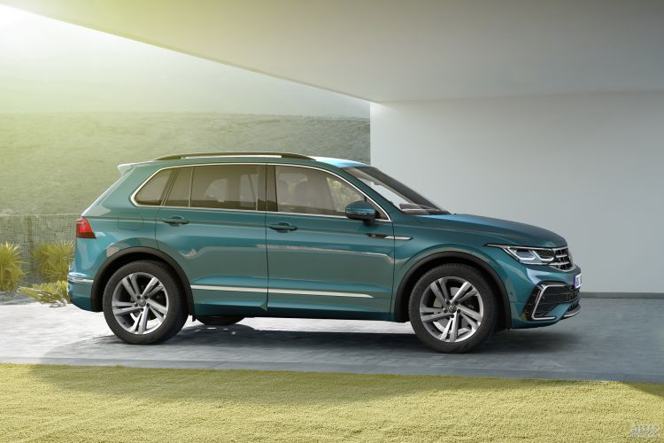 Volkswagen компактнее конкурентов – 4486 мм
