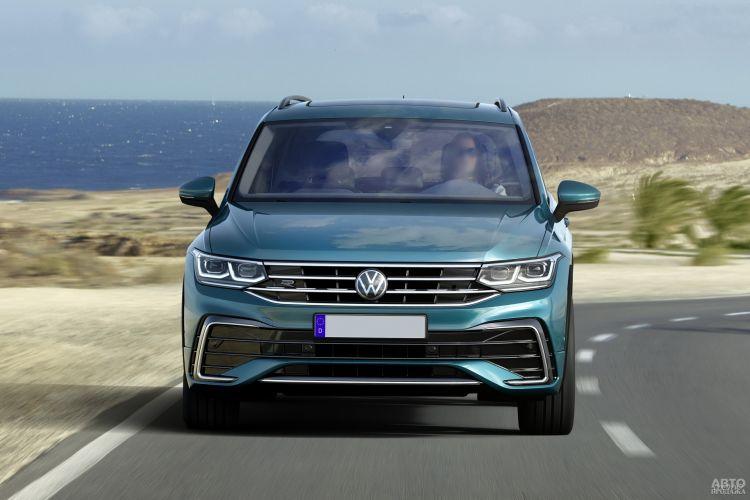 Kia Sportage, Ford Kuga и Volkswagen Tiguan: сравнение популярных вседорожников