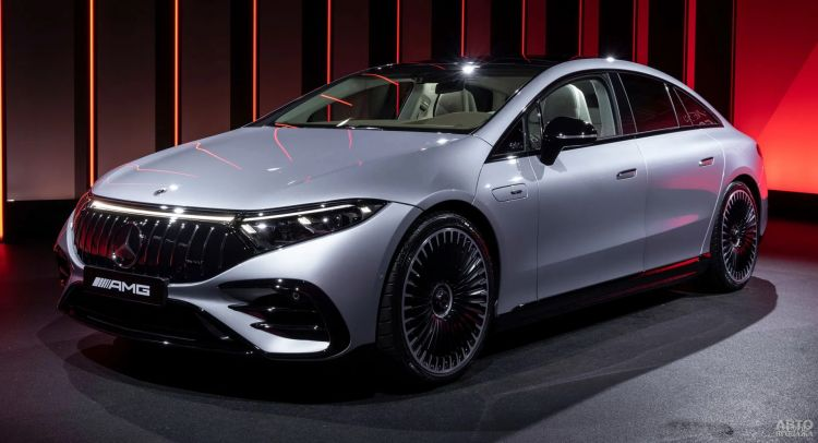 Mercedes-AMG EQS53