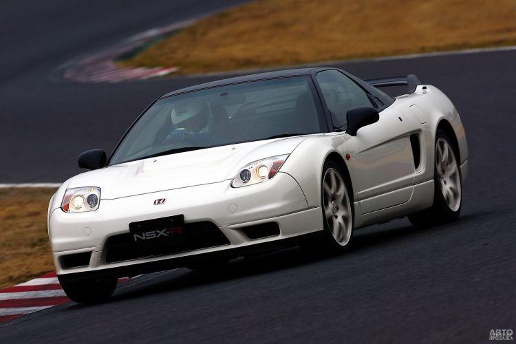 Honda NSX-R 2002 года