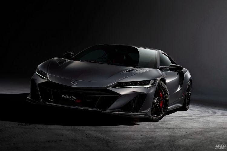 Honda NSX Type S 2021 года