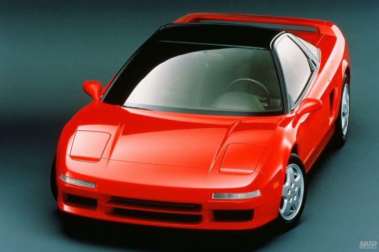 Прототип Honda NSX, 1989 год