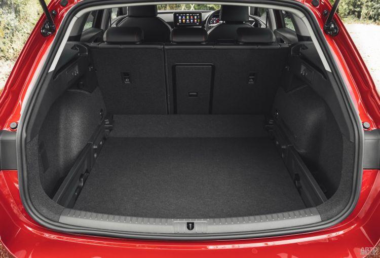 Багажник Seat самый большой – 620 л