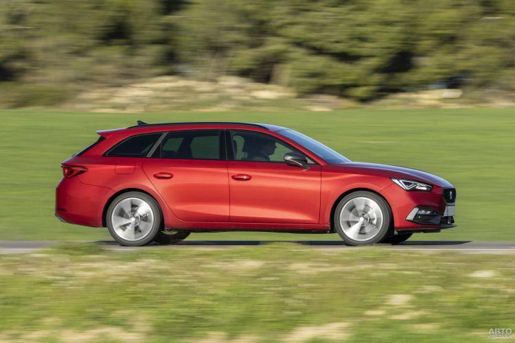 Ford Focus Wagon, Kia Proceed и Seat Leon SP: компактные универсалы С-класса