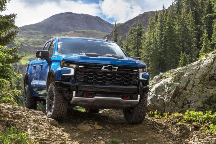 Chevrolet Silverado: модернизация