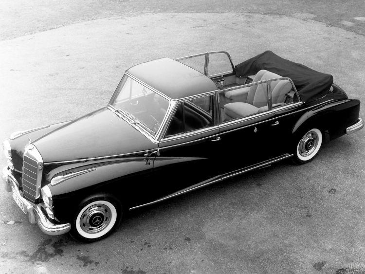 Mercedes-Benz 300d Иоанна XXIII
