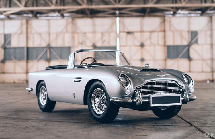 Aston Martin выпустил детский электромобиль