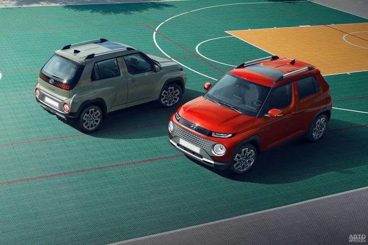 Hyundai Casper: самый маленький в «семействе»