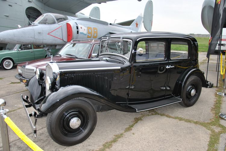 Mercedes-Benz W21 1936 года