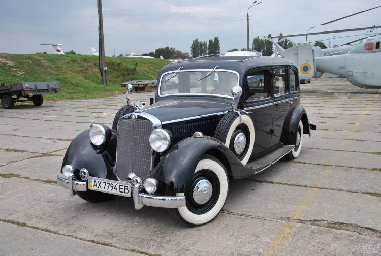 Mercedes-Benz 230 W143 1939 года