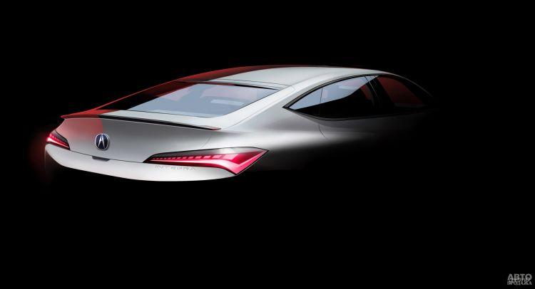 Acura возродит модель Integra