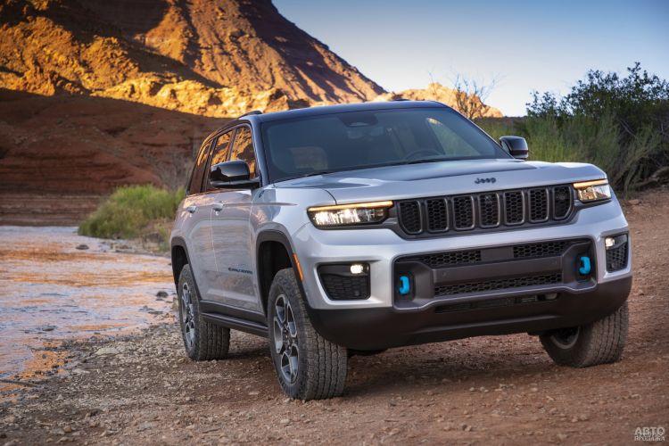Jeep Grand Cherokee: пятая глава