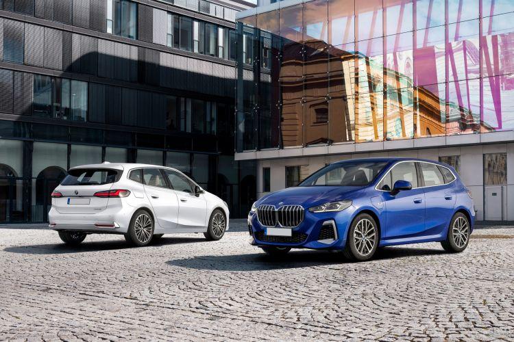 BMW 2 Series Active Tourer: смена поколений