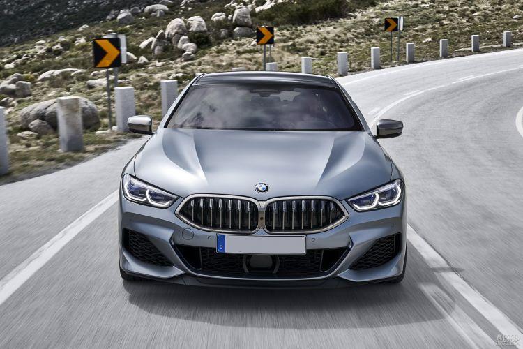 BMW 8 Series Gran Coupe, Mercedes-AMG GT 4-Door и Porsche Panamera: быстрые и практичные