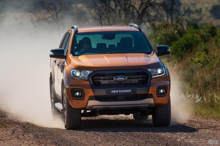Ford Ranger, Mitsubishi L200 и Toyota Hilux: для работы и активного отдыха