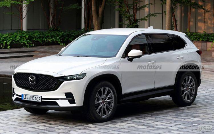 Mazda выпустит пять новых моделей повышенной проходимости