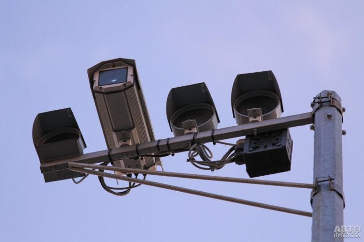 В Украине растет количество камер автофиксации