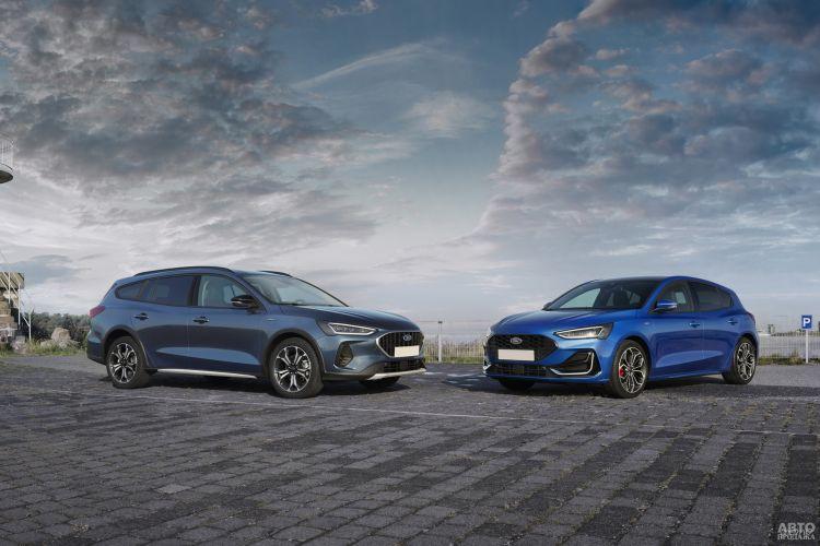 Ford Focus: модернизация