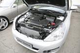 Известный по многим другим моделям компании 3,5-литровый мотор работает здесь в паре с великолепным вариатором, который имеет шесть фиксированных ступеней